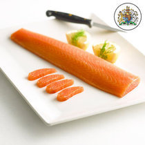 Royal Scottish Smoked Salmon Heart