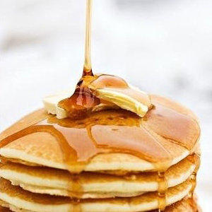 Organic amber maple syrup